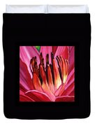 Flower Number One Duvet Cover