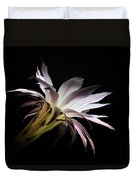 Flower Of Cactus Duvet Cover