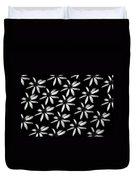 Flower Paper Duvet Cover