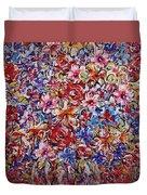 Flower Passion Duvet Cover