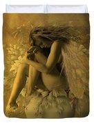 Flower Pot Fairy Duvet Cover