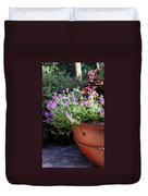 Flower Pot Duvet Cover
