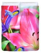 Flower Soft  Duvet Cover