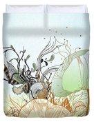 Flower Sol Duvet Cover