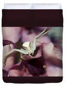 Flower Spider Duvet Cover