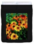 Flower Sunshine Duvet Cover