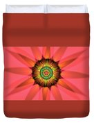 Flower Translucent 14 Duvet Cover