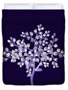 Flower Tree Duvet Cover