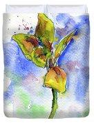 Flower Two Duvet Cover