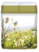 Flower Valley Duvet Cover