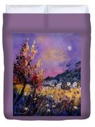 Flowered Landscape 569070 Duvet Cover