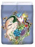 Flowerhead Duvet Cover