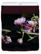 Flowering Almond 2011-16 Duvet Cover