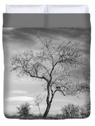 Trees Are Talking To Us Duvet Cover