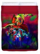 Flowering Beauty Duvet Cover