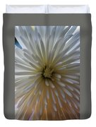 Flowering Burst Duvet Cover