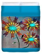 Flowering Dreams Duvet Cover