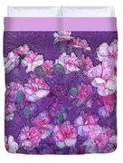 Flowers #063 Duvet Cover