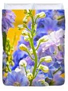 Flowers 39 Duvet Cover