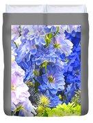 Flowers 41 Duvet Cover