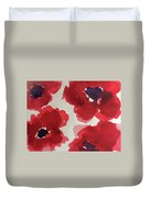 Poppy Happiness Duvet Cover