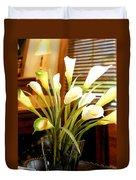 Flowers 5 Duvet Cover