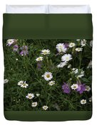 Flowers 6 Duvet Cover