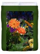 Flowers 730 Duvet Cover