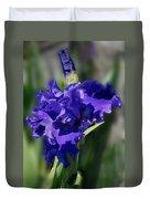 Flowers 734 Duvet Cover