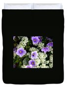 Flowers Etc Duvet Cover