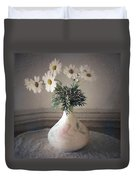 Flowers In A Pot Duvet Cover