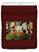 Upper West Side, New York Duvet Cover
