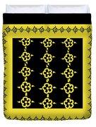 Flowers Pattern Duvet Cover