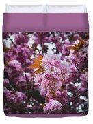 Leeds Pink Flower Duvet Cover