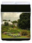 Reynolda Village Duvet Cover