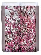 Flowers Of Spring Duvet Cover