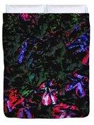 Flowerstudy9-21-09 Duvet Cover