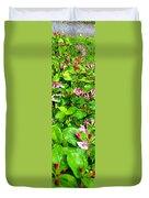 Flowery Flope Duvet Cover