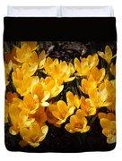 Flowery Sunshine Duvet Cover