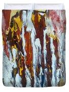Flowing Colors Duvet Cover
