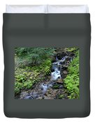 Flowing Creek Duvet Cover
