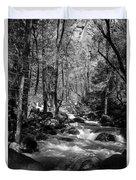 Flowing Creek Duvet Cover