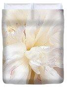Flowing Floral Duvet Cover