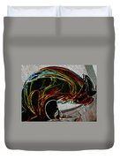 Flow Patterns 3 Duvet Cover