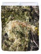 Fluff On Cedar Duvet Cover