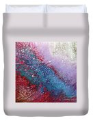 Fluid Acrylic Art Duvet Cover