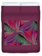 Fluid Motion 6 Duvet Cover