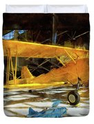 Fly Me To The Moon Duvet Cover by Thom Zehrfeld