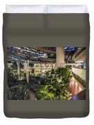 Flyer Atrium Duvet Cover