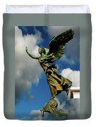 Flying Angel Duvet Cover
